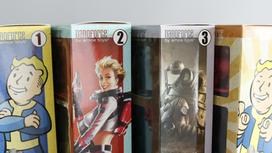 Fallout Nanoforce Series 1 Boxed Volumes 2-4