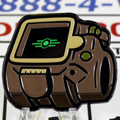 Large Pip-Boy Pin Badge by Fanattik
