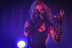 Arch Enemy - Will to Power Tour
