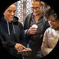whatsapp-para-negocios-pessoas-conversan