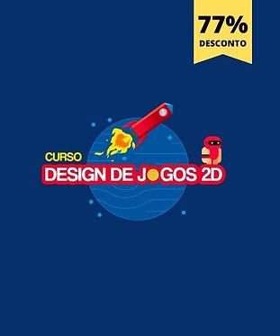 Aprenda do zero ou a aperfeiçoe seus conhecimentos em criação profissional de artes para games 2D.