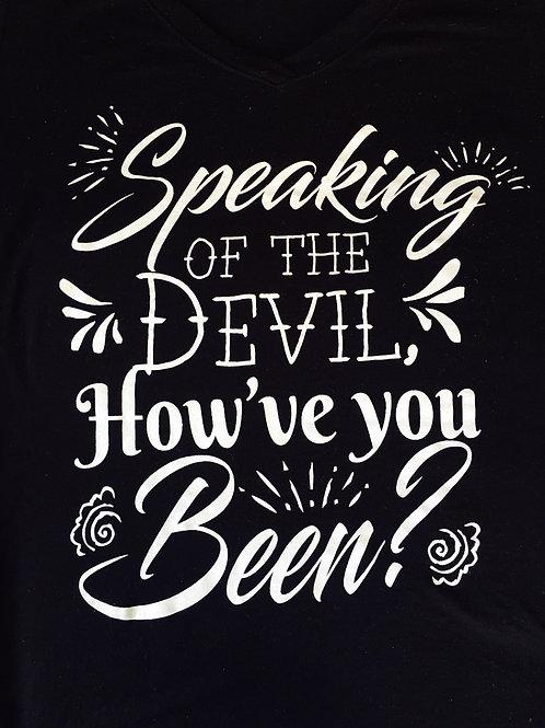 Devil Tee