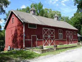 cicero goldens bridge barn