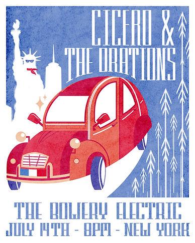 cicero bowery electric