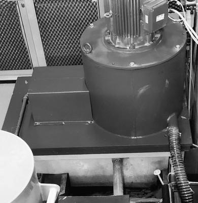 Abwasser-Reinigungsanlage Käser Bibetris