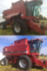Red Tractor Before & After 2-Step Wash