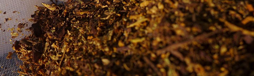 KIT: 200gr. Tobacco Strips + Leaf Shredder