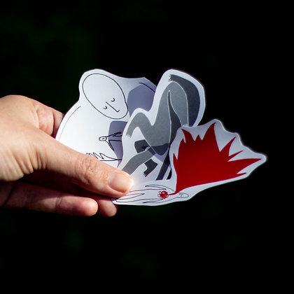 Lot Stickers Doudou