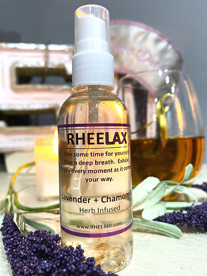 RheeLax Body & Room Spray