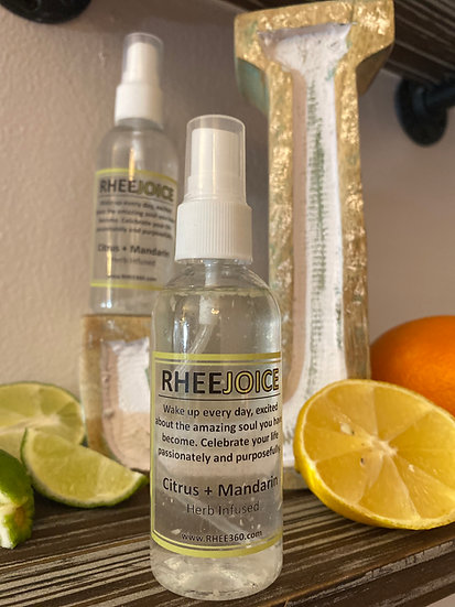 RheeJoice Body & Room Spray