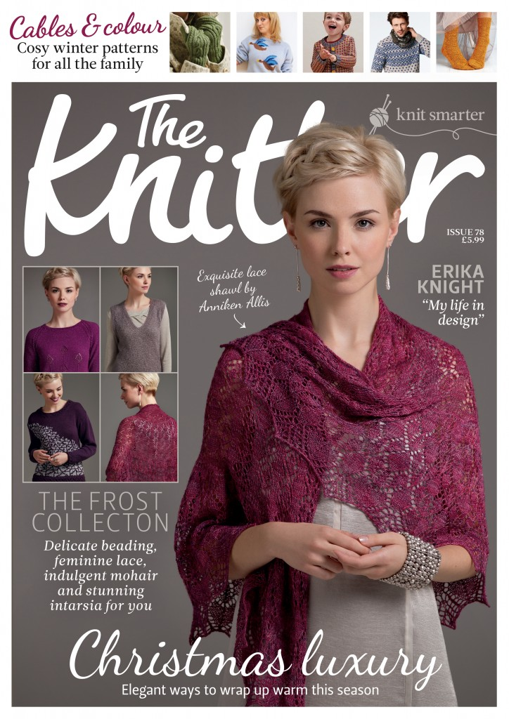The Knitter Nov 2014
