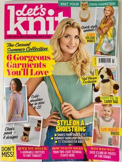 Let's Knit July 2017