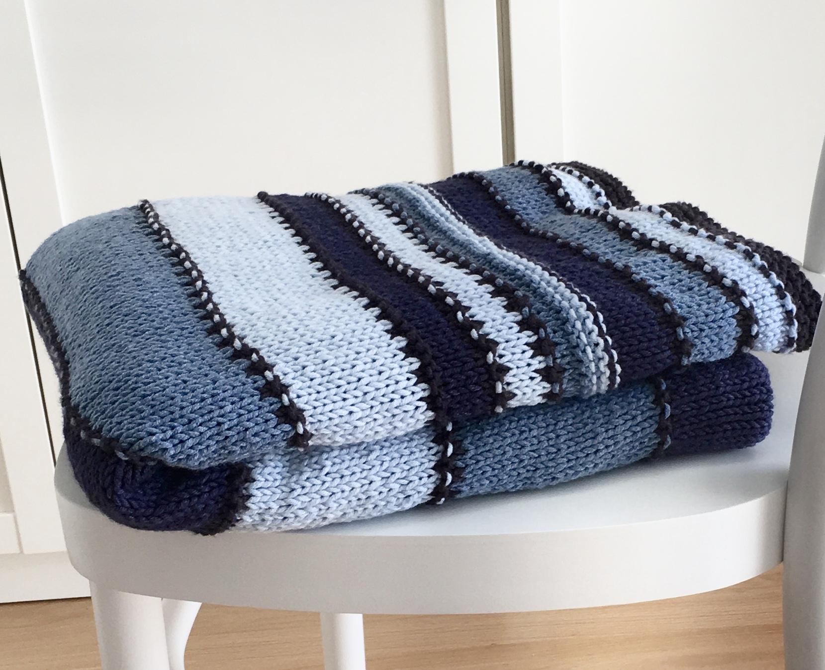 Jeanie Summer Coastal Blanket