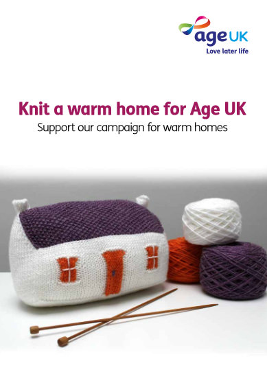 Age UK Warm Home Pattern