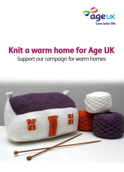 Age UK Warm Home Pattern