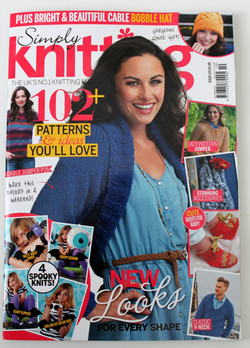 Simply Knitting 2014
