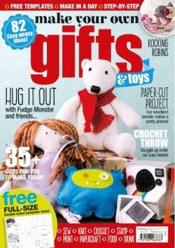 Make your own Gifts Mag 2014