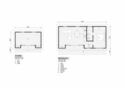 M 130508     20131106 STUDIO & BEDROOM 1