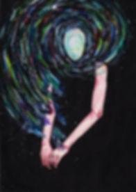 Kawalan Dale Magsino watercolor painting