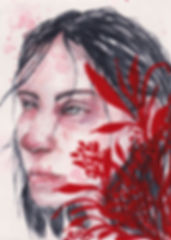 Mapusyaw Dale Magsino watercolor painting