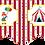 Thumbnail: Kit de fiesta cumpleaños El Circo