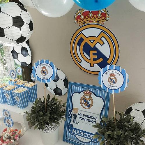 Kit de Fiesta Real Madrid