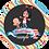 Thumbnail: kit Fiesta Cumpleaños familia Telerin Cleo y Cuquin