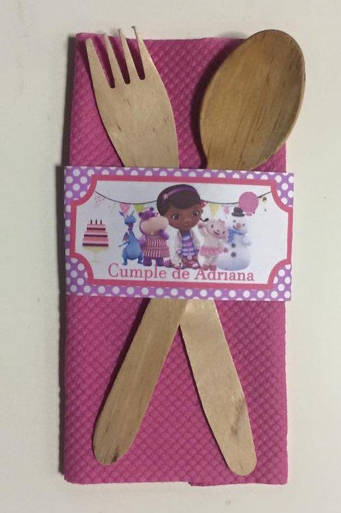 Kit de fiesta Doctora Juguetes