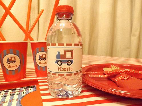 Kit de fiesta trenes