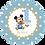 Thumbnail: Kit de fiesta cumpleaños Mickey Bebé
