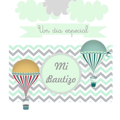 Kit de Fiesta Balloons