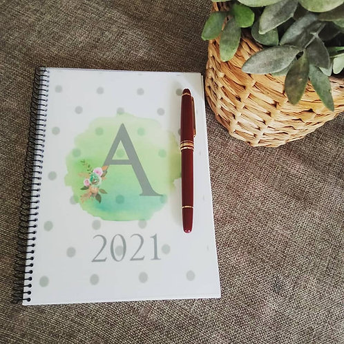 Agenda personalizada Botánica
