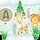 Thumbnail: Kit de Fiesta Cumpleaños Animalitos de la Selva