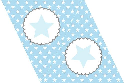 Kit de Fiesta Blue Stars
