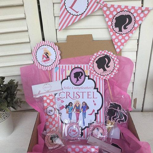 Kit de fiesta Barbie