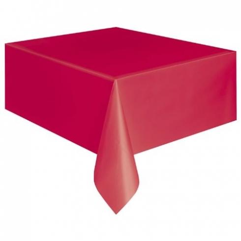 Mantel pl stico cuadrado tu fiesta en una caja - Mantel plastico ...