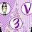 Thumbnail: Kit de Fiesta Gorjuss Santorio Lavanda