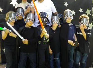 Bienvenidos a nuestro Blog!!! (Photocall Star Wars)
