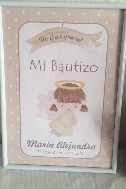 Kit de Bautizo Amanda
