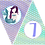 Thumbnail: Kit de fiesta cumpleaños Sirenas