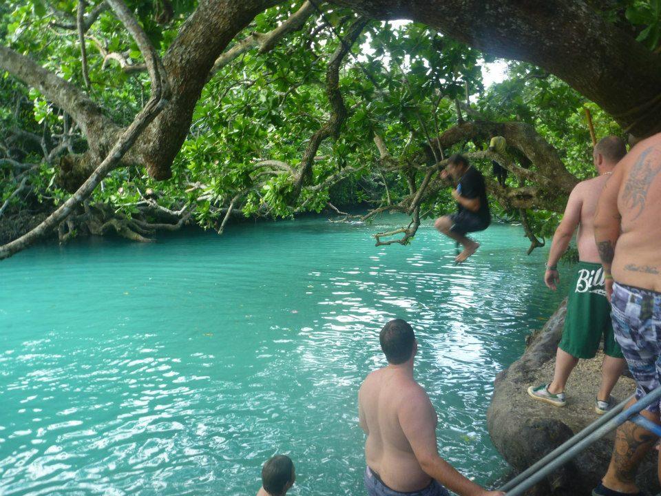 Blue lagoon Vila