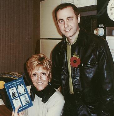 Henry Buckton with Judi Spiers.tif