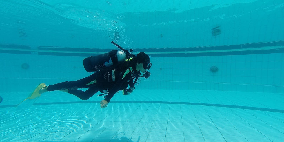 Scuba Diving for Family