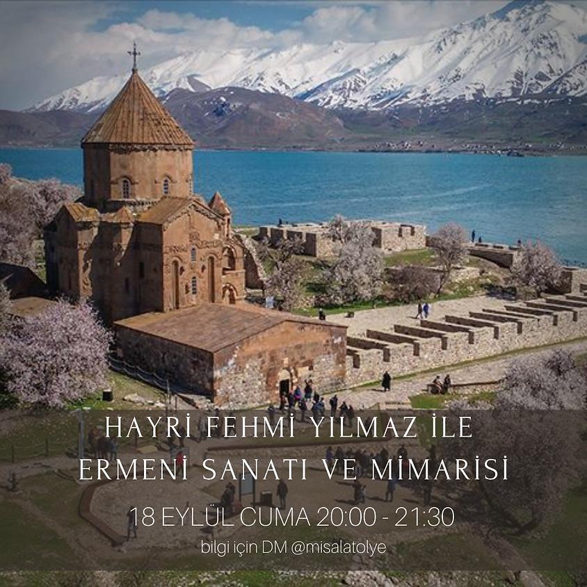 Ermeni sanatı ve mimarisi