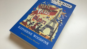 Taylor and Rose, Peril in Paris by Katherine Woodfine