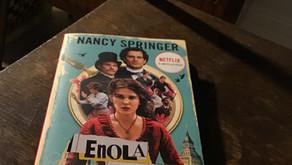 Enola Holmes By Nancy Springer