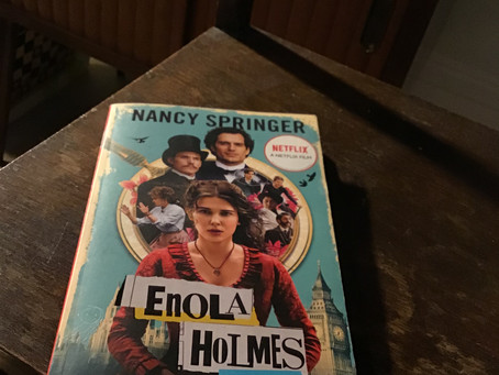 Enola Holmes By Nancy Springer