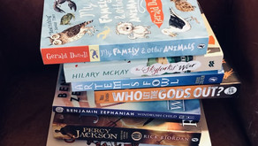 Top 10 Books from a 10 year old bookworm