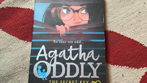 Agatha Oddly by Lena Jones