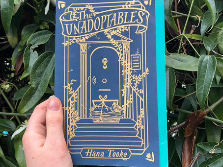 The Unadoptables by Hana Took